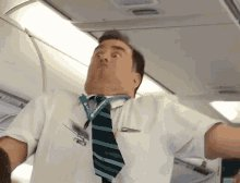 @rshakey @MrBonnyM @MidlandAT @DoLHLA @MarkWil71014359 Should there be an issue with cabin pressure...