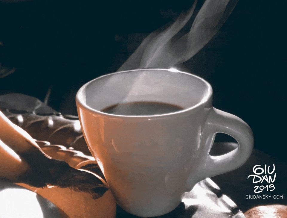 Доброе утро кофе чашечка гифка, открытки хэллоуин открытка