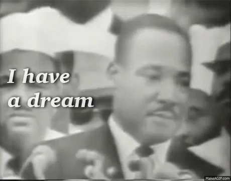 #OTD in 1963, MLK changed America with a speech. 56yrs later, African Americans are freer, safer, and happier because of his courage & leadership. The dream is HERE & if we continue to Dream BIG together we can Keep America Great! #IHaveADream #KAG2020 #MAGA #blkrepublican 🇺🇸