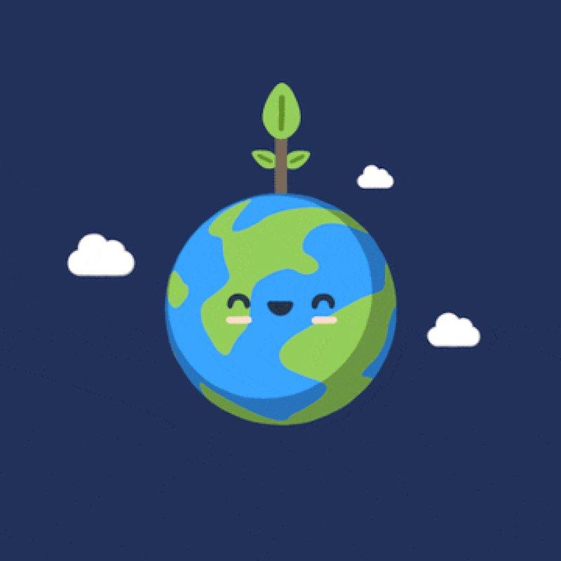 Земля в картинках анимация