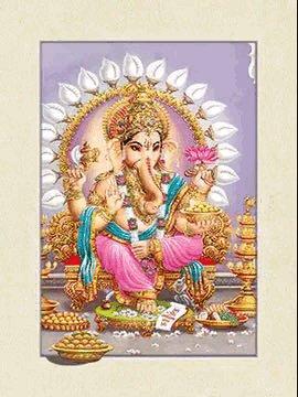 Ganpati baapa moriya  take his blessings always
