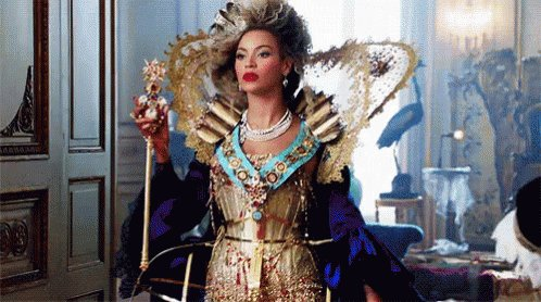 Happy Birthday to the Queen Beyoncé on your 38 yr, we all love u