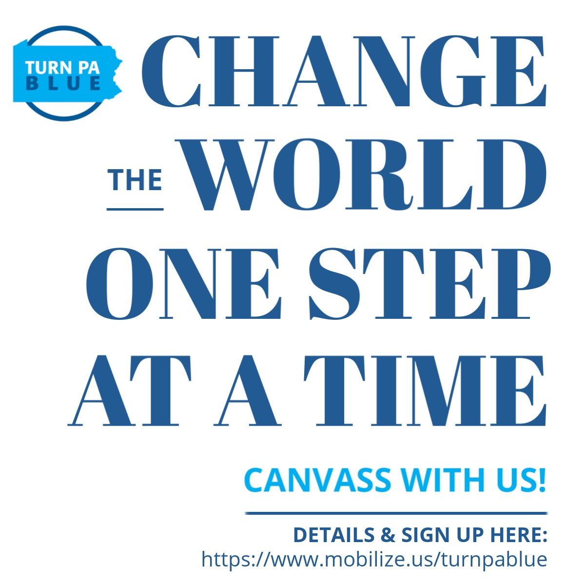 Sign up to canvass here: mobilize.us/turnpablue/