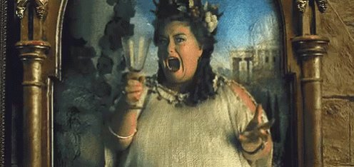 #BadTimesForALecture  When the fat lady sings