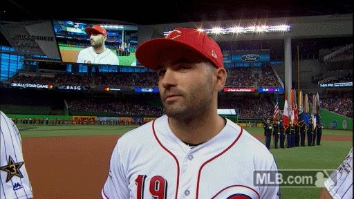 HAPPY BIRTHDAY JOEY VOTTO