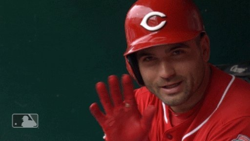 Happy Birthday September 10 To Reds 1B Man And Future HOF Joey Votto. JC