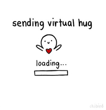 sending hug for those people who feel depressed, anxiety and pain, God loves you. 😇❤💕