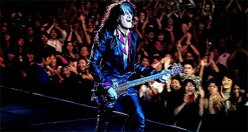 Happy birthday to Joe Perry ... the king of cool!