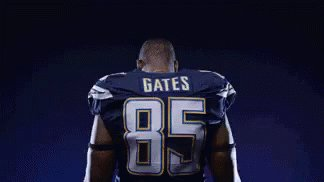 Hunter Henry is on IR with a Tibia Plateau Fracture in his left knee. Is it time to give an old friend a call? #AntonioGates #BoltUp