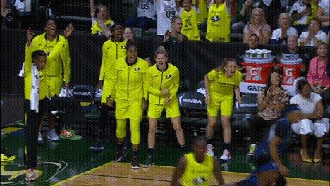 HALFTIME: @seattlestorm 47 - @minnesotalynx 41   📺: ESPN2 #WNBAPlayoffs