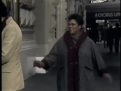 Happy birthday, Nell Carter. How one wishes she were here to celebrate it with us...
