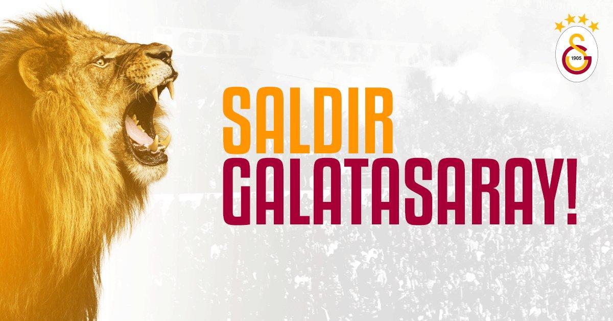 RT @GalatasaraySK: ⏱ 46'  İkinci yarı başladı! #SaldırGALATASARAY #GSvKSM https://t.co/tKl8ehhCx7