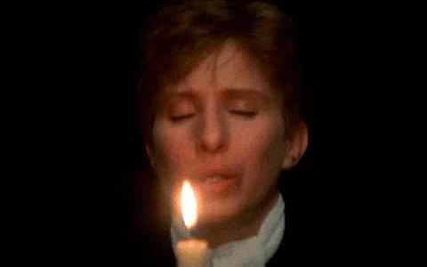 Papa, how I love you Papa, how I need you Papa, how I miss you kissing me goodnight - #AlanAndMarilynBergman/#MichelLegrand @BarbraStreisand #YENTL (1983)