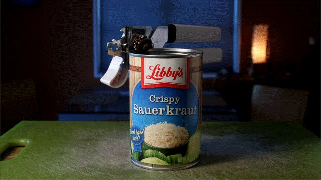 We love this, @The99CentChef – almost as much as we love sauerkraut!