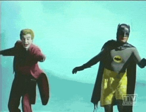 On #BatmanDay I love to share my favorite Batman gif. What is yours? #SaturdayMotivation
