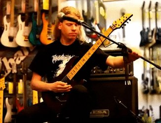 Happy birthday to Jeff Loomis of Nevermore & Arch Enemy.