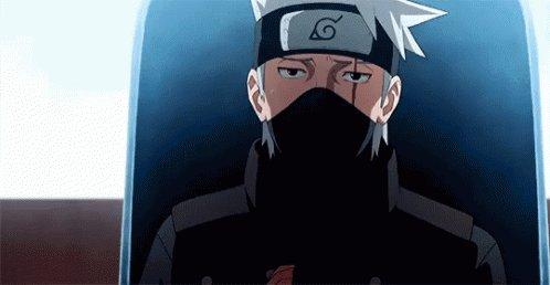 Happy Birthday to the copy Ninja with one Sharingan  ~ Kakashi Hatake