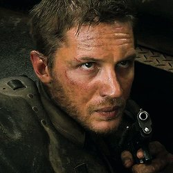 Happy Birthday Tom Hardy I am happy to meet you in the MAD MAX FURY ROAD