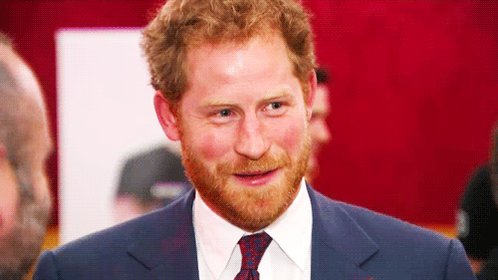 Happy Birthday, Prince Harry! You deserve all the love in the world!