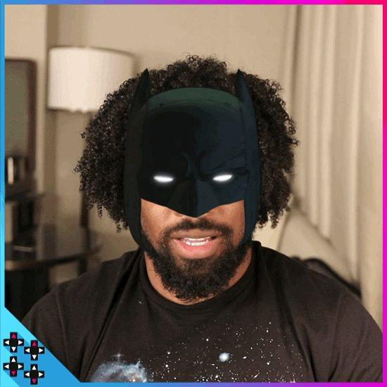 Happy #BatmanDay! #UUDD @XavierWoodsPhD
