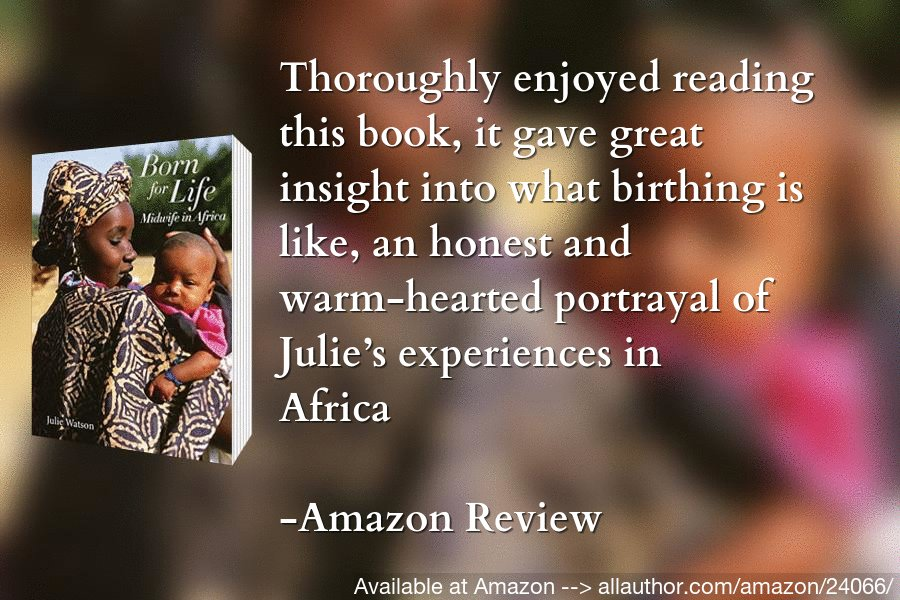 Born for Life: Midwife in Africa is currently #99p/#99c in #Amazon stores in the #US & the #UK. #Buy your #Ebook copy. You will #love it & #enjoy.  A #mustread #nonfiction #midwife #Zambia #Africa #Heartwarming #kindlebook #ASMSGhttps://www.amazon.com/gp/product/B07H96WDP6/…