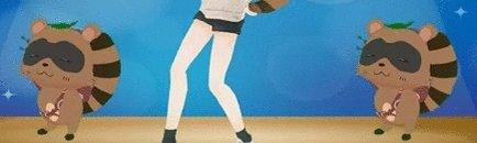 なんだーこの両端のかわいい生き物はー【HANDCLAP】ゆるカワVtuberが本気で踊ってみた!【2週間で10キロ痩せるダンス】