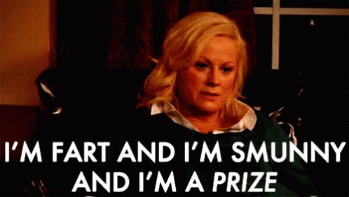 Happy Birthday, Amy Poehler. You da greatest.