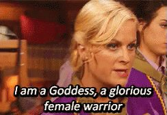 Happy birthday to my Queen Amy Poehler