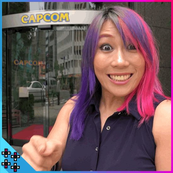 .@WWEAsuka visits the Capcom office in Osaka, Japan and gets to check out how they produce realistic sound effects for all their games, including her favorite - @monsterhunter! https://www.youtube.com/watch?v=Sko2XKpzH_g&sf219496480=1…