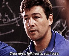 Happy Birthday to the swoon-worthy Coach Taylor (aka Kyle Chandler)!