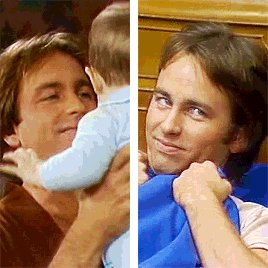 Happy Birthday to your father John Ritter R.I.P