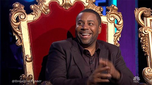 .@kenanthompson is the King of comedy. 👑