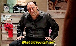 We called you the . Happy birthday to the late, great James Gandolfini. Your legacy continues to live on today
