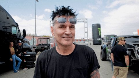 Happy 57th Birthday to Tommy Lee! I hope you have a great birthday and party hard!