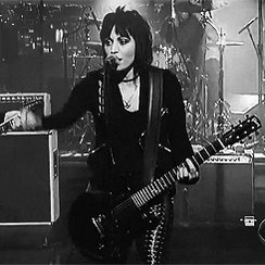 One day Joan Jett was born and we still haven\t recovered. Happy Birthday Joan Jett!