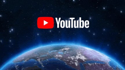 Did you know? Of the 7.7B people in the world, 4.4B have internet, and almost half of them (2B) use #YouTube. https://t.co/jRlpTdIf1t