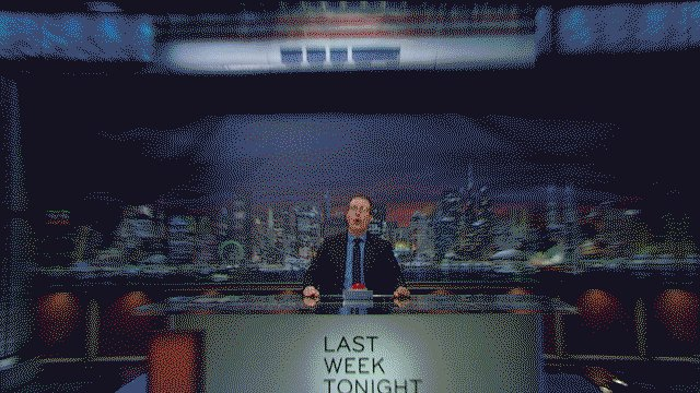 @LastWeekTonight @JohnOliverMP   I don't want to see anything less than an alcohol filled, Rainbow flag flying, women in the front, #BabyTrump balloon ending HUGE, Mother Fuck*ng #WeGotHim Parade on 5th Avenue this Sunday!   #ThankYouJohn