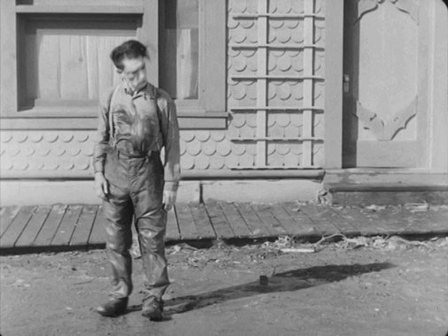 Buster Keaton was born 124 years ago today, on October 4, 1895 (Steamboat Bill, Jr. 1928)