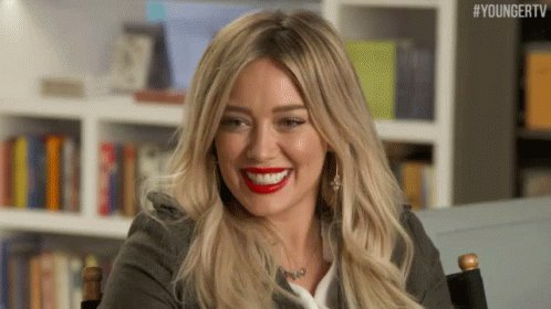 Happy Birthday to Hilary Duff aka a pop queen!