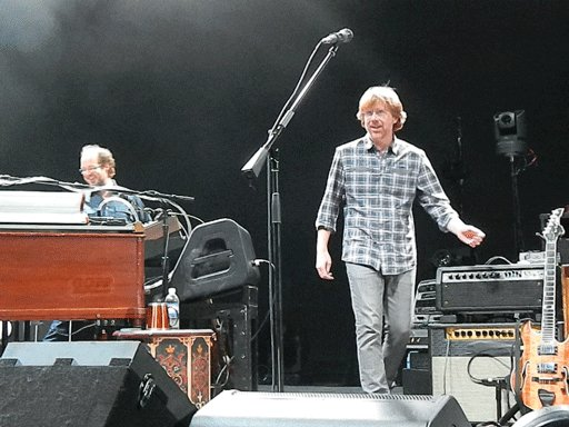 Happy Birthday to Trey Anastasio!  Thanks for everything.