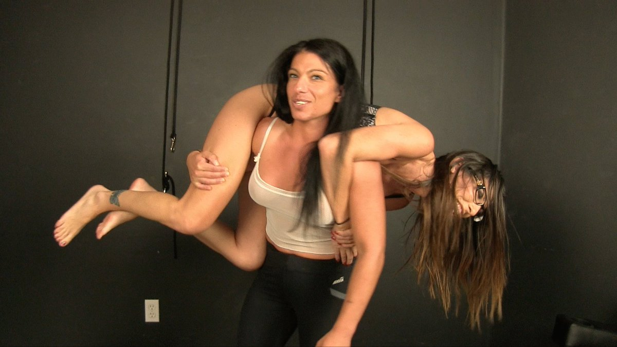 lift-and-carry-lesbian-domination-eline-sexy