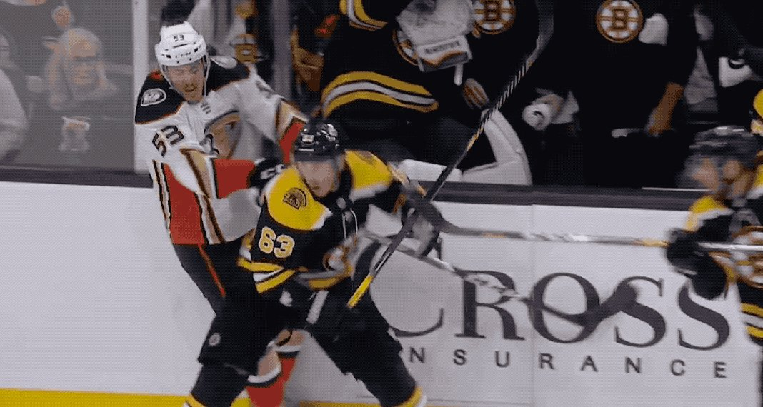 @MikeGrinnell_'s photo on Brad Marchand