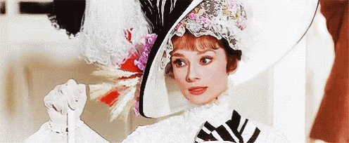 Pie Fair Lady #replaceamovietitlewithpie