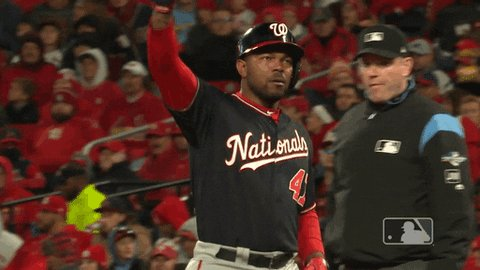 THREE OUTS TO THE #WORLDSERIES FOR THE #NATS