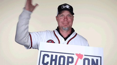 Hey @Cardinals, what you did to the @Braves before #nldsgame5 was dirty and you know it. What you are feeling right now is karma. This is the only time I'll ever pull for the @Nationals. Right @RealCJ10? Lol #ChopOn #thechopwillneverdie #GoBraves #choponforever