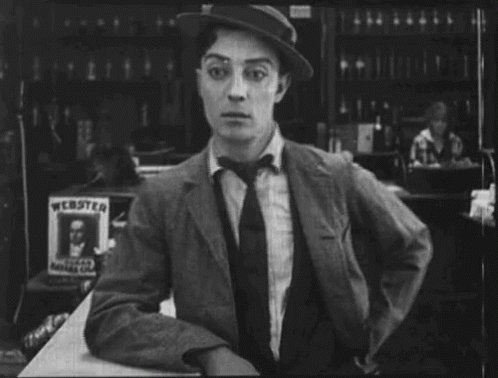 Remembering the great Buster Keaton on his birthday.