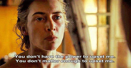 Happy Birthday to Kate Winslet amazing in The Reader (besides so many other incredible movies).
