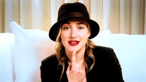 Happy birthday to me and Kate Winslet