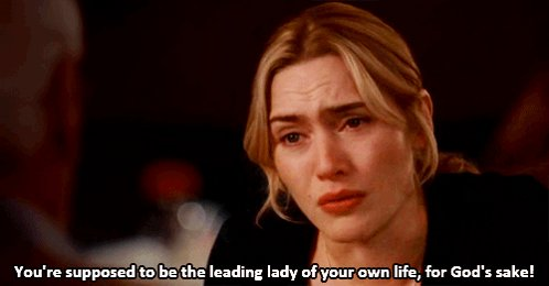 Happy Birthday Kate Winslet! Thank you for reminding us to always put our best leading lady self forward!