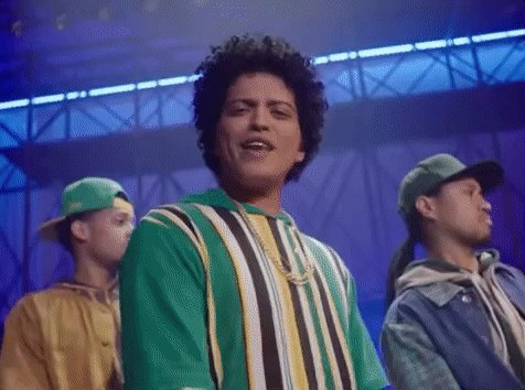 Happy Birthday to one of our favorite Musicians Bruno Mars. No one does both party bops and love songs like you do!